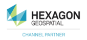 Hexagon Geospatial Webseite
